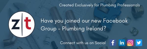 Invite to plumbing Facebook group - plumbing ireland