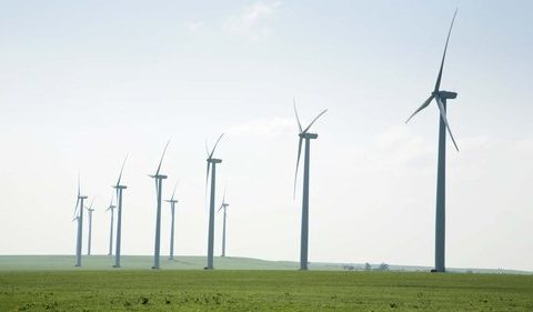 wind farm Northern Ireland